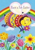 Easter Card-Bee